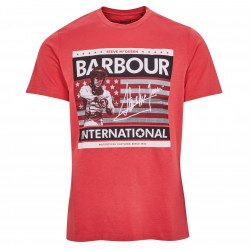 T-shirt Barbour SS21