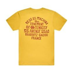 T-Shirt Noir Biarritz...