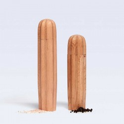Salt & pepper Wood - Doiy...