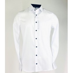 Chemise Blanche Olymp SS20