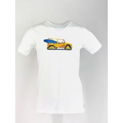 T-Shirt Mehari Ecru Bask SS20