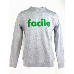 Sweat Ben Facile Gris LGF SS20