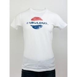 T-shirt Blue Soda -...