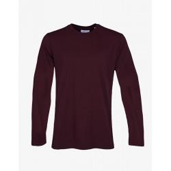 T-shirt LS - Colorful Bordeaux