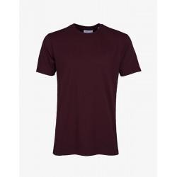 T-shirt - Colorful Bordeaux