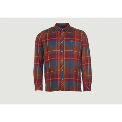 Chemise Victor red Beacon