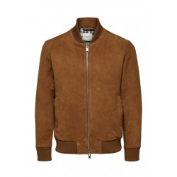 Blouson Suede Selected