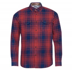 Chemise Western Barbour