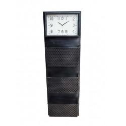 Horloge range-documents