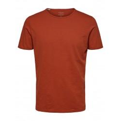T-Shirt Bone orange SS20...