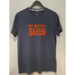 T-shirt Garçons du bassin Alb