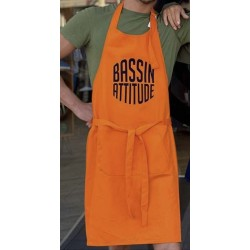 Tablier Bassin Attitude Orange